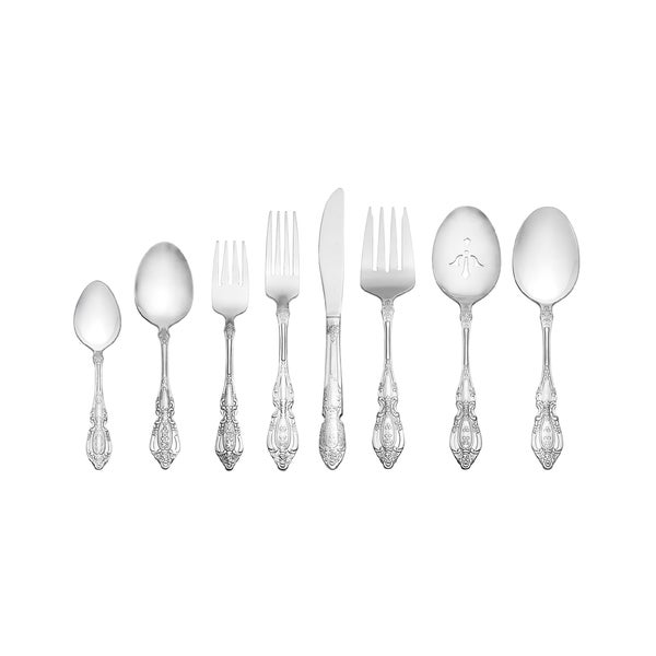 International Silver Pearl 87-piece Flatware Set
