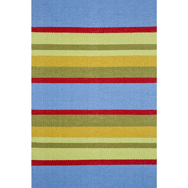 Apricot Home Eve Multicolor All-weather Rug (2' x 3')