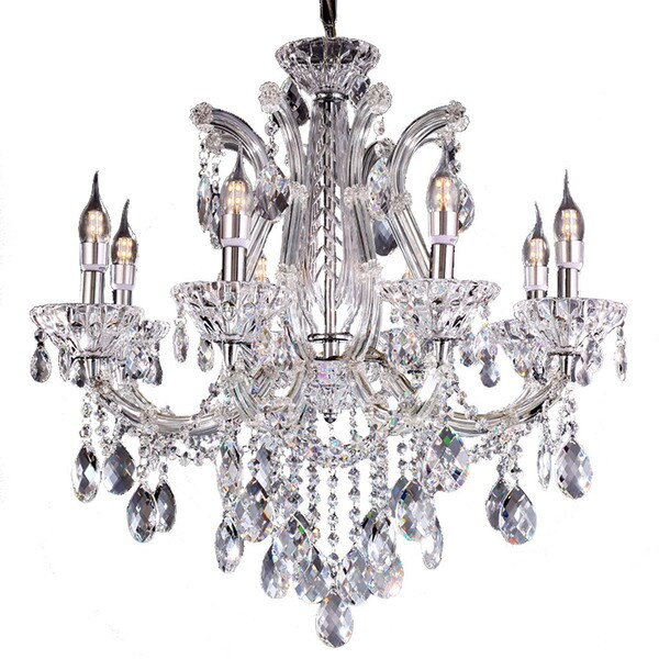 Marseille Crystal Crystal Chandelier with LED Lights