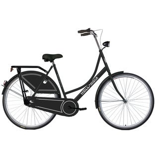 Hollandia Royal Dutch Black 26-inch/ 700c 3-speed Shimano Nexus Bicycle