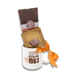 Alder Creek Coffee Bean and Tea Leaf Heritage Mug Gift Set