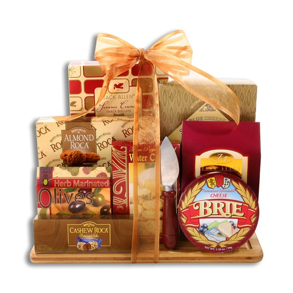 A Cut Above Cutting Board Gift Basket