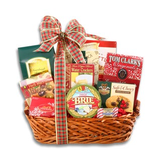Alder Creek Happy Holidays Gift Basket