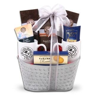Alder Creek Coffee Bean and Tea Leaf Signature Gift Basket
