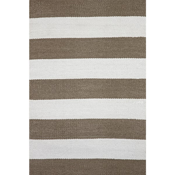 Apricot Home Michelle Beige All-weather Rug (2' x 3')