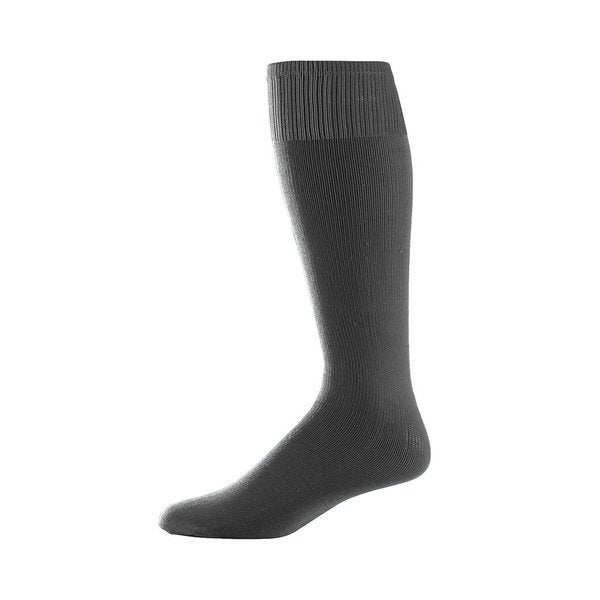 Black Adult Sport Socks