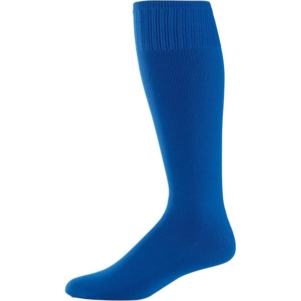 Royal Blue Adult Sport Socks
