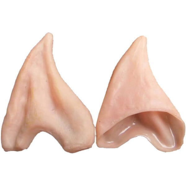 Pointed Ear Tips Costume Accessory