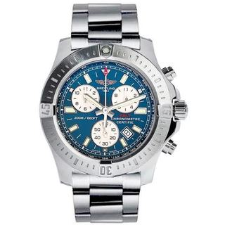 Men's Breitling Colt Chronograph Blue Dial Watch