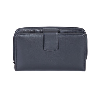 Scully Women's Leather Maxi Zip Wallet