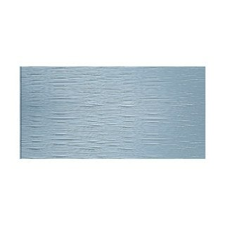 Fasade Waves Horizontal Thistle 4-foot x 8-foot Wall Panel