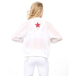 CCR Brand Women's Mesh Jacket