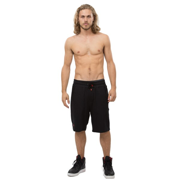 CCR Men's Drawstring Cotton Shorts
