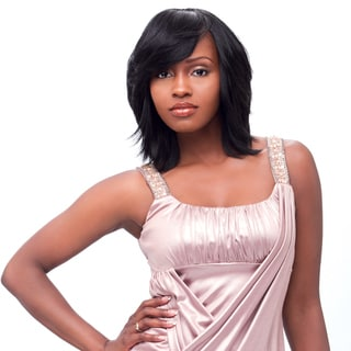 Sensationnel Goddess Bump 100-percent Remi 8-inch Human Hair Weave