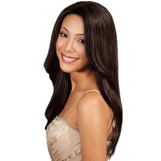 Janet Collection 12-inch 100-percent Human Hair New Natural Perm Yaki Weave