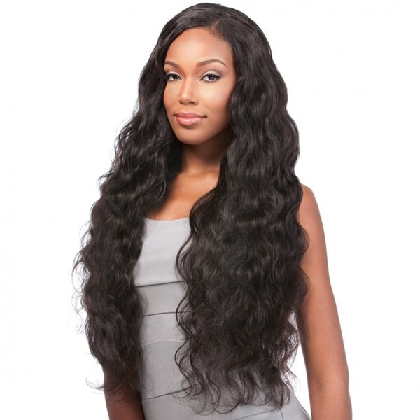Sensationnel Bare & Natural Brazilian 100-percent Unprocessed Wavy Remi Human Hair (18 to 30-inches)