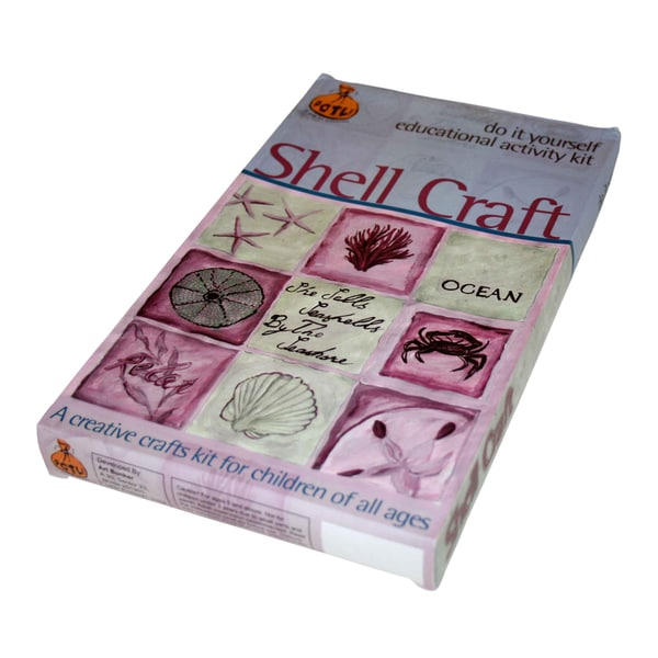 DIY Kids Shell Craft Kit (India)