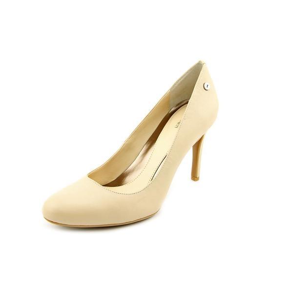 Calvin Klein Women's 'Lana' Leather Dress Shoes