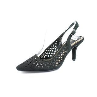 Calvin Klein Women's 'Damaris' Kid Suede Dress Shoes