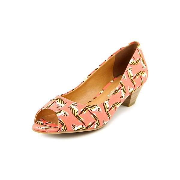 CL By Laundry Women's 'Home Run' Basic Textile Dress Shoes