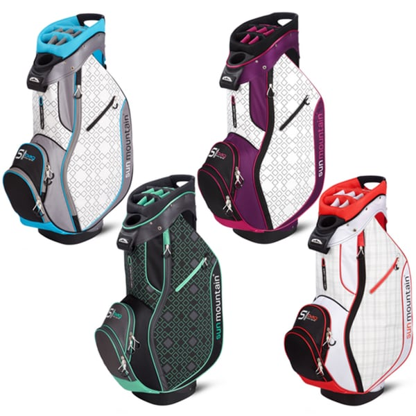 Sun Mountain Ladies S-One Cart Bag