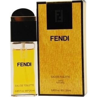 Fendi Women's .85-ounce Eau de Toilette Spray