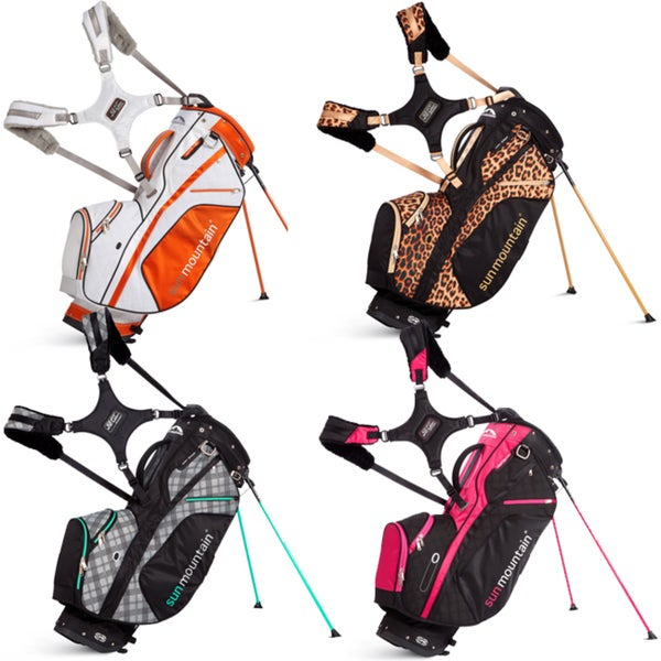 Sun Mountain Ladies Four 5 Stand Bag