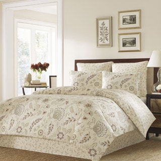 Stone Cottage Bordeaux Cotton Comforter Set