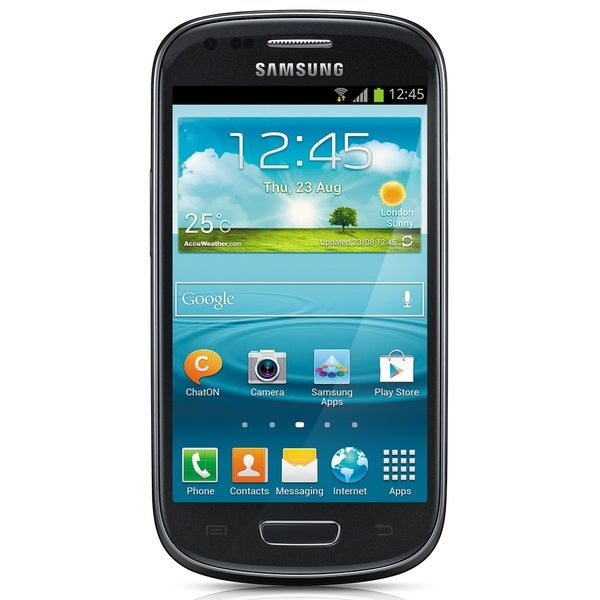 Samsung Galaxy S3 Mini I8200 8GB Value Edition Unlocked GSM Cell Phone - Black (Refurbished)