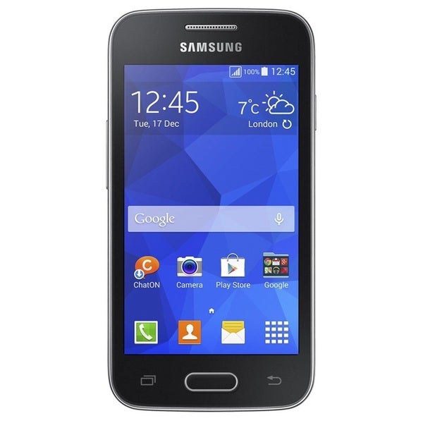 Samsung Galaxy Ace 4 LTE G313MU 4GB Unlocked GSM 4G LTE Android Cell Phone - Grey (Refurbished)