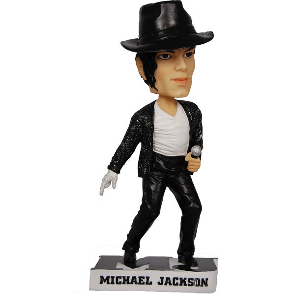 Michael Jackson Bobble Head