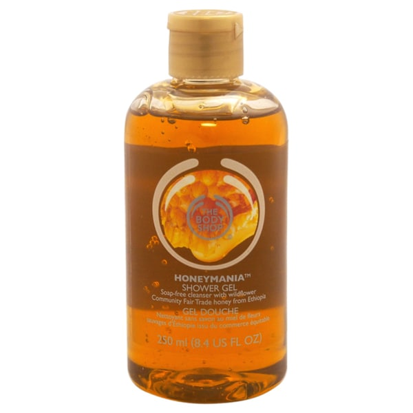 The Body Shop Honeymania Shower Gel 8.4-ounce Shower Gel