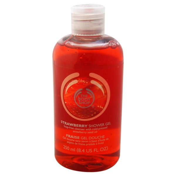 The Body Shop Strawberry 8.4-ounce Shower Gel