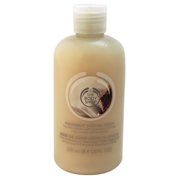 The Body Shop Coconut 8.4-ounce Shower Cream
