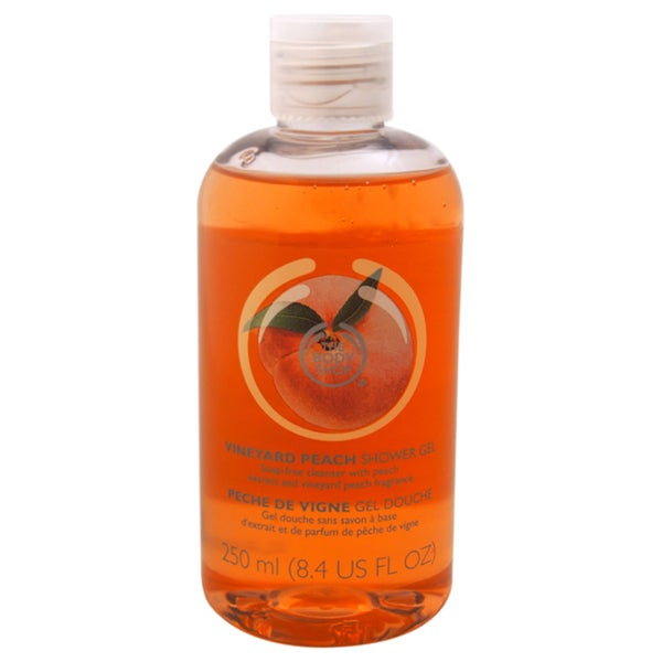 The Body Shop Vineyard Peach 8.4-ounce Shower Gel