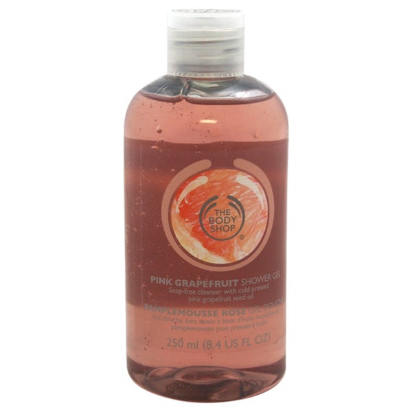 The Body Shop Pink Grapefruit 8.4-ounce Shower Gel
