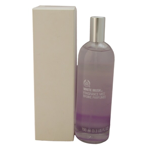 The Body Shop White Musk 3.3-ounce Body Mist (Unboxed)