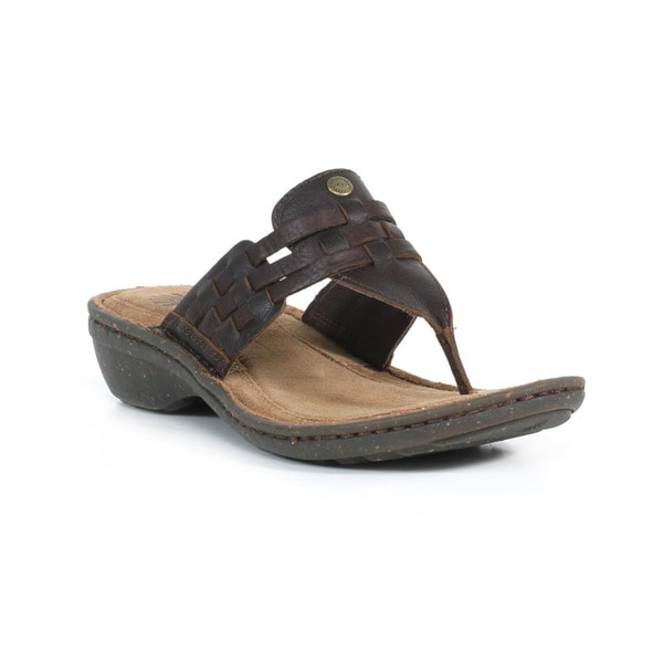 Ugg Women's Jenaya Chocolate Sandals