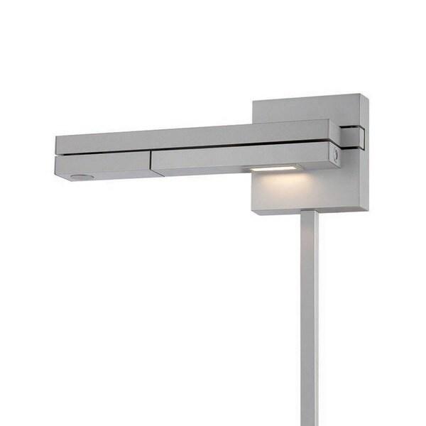 Flip LED 1-light Swing Arm in Bronze