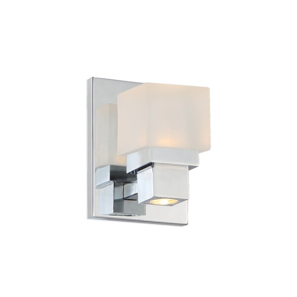 Kube LED 1-light Wall Sconce 16207339