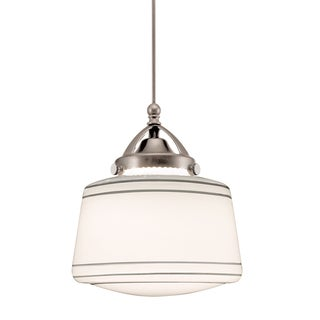 Plymouth LED 1-light Pendant with Canopy