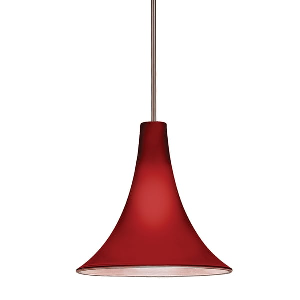 Pome LED 1-light Pendant with Canopy