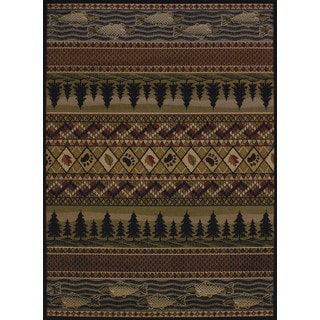 Harmony Elodie Lodge Area Rug (7'10 x 10'6)