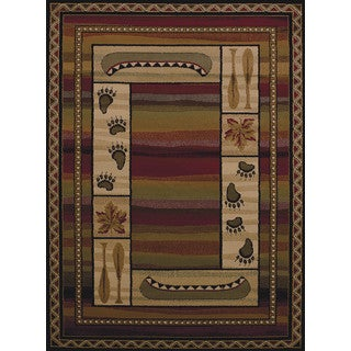 Harmony Kassie Lodge Area Rug (5'3 x 7'2)