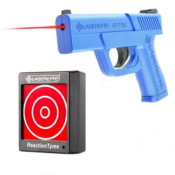 LaserLyte Laser Reaction Tyme Kit