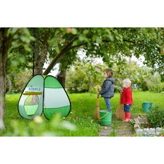Dimple Children's Pop Up Triangle Tent with 50 Balls DC11852