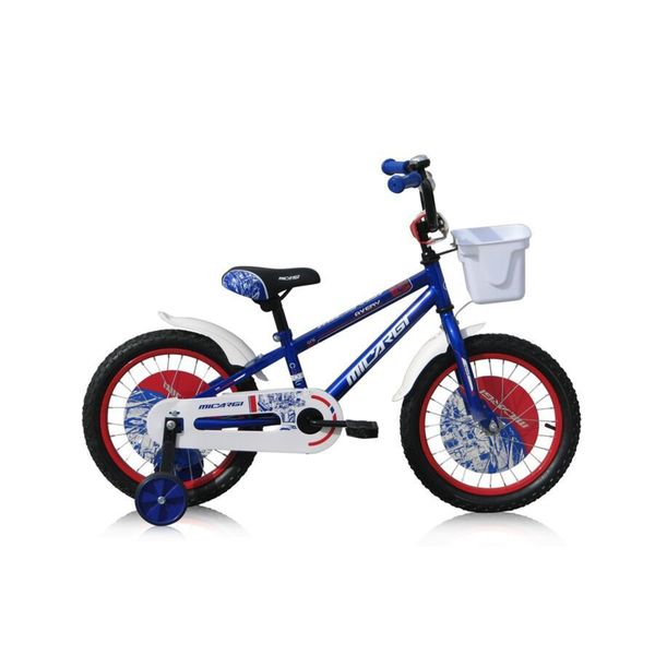 Micargi Jakster Boy's Blue 16-inch BMX Bicycles