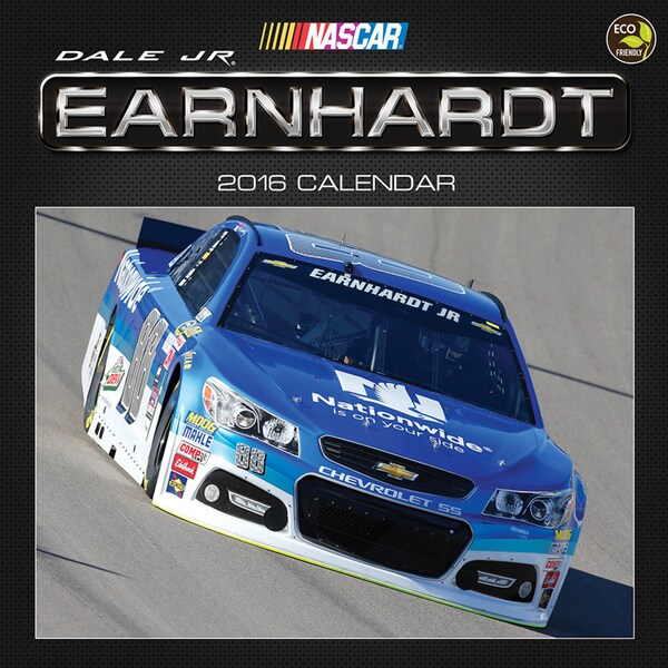 2016 Dale Earnhardt Jr Wall Calendar