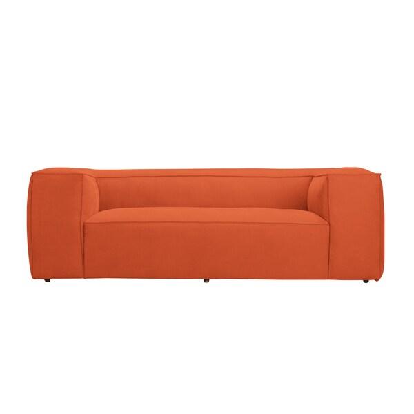 Saffron Linen Amersfort Sofa