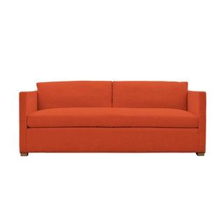 Saffron Linen Gramercy Sofa